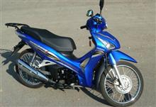 u12651さんのWave125-i Helm in 左サイド画像