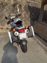 ふく王さんのF650GS 左サイド画像