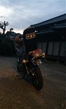 雄舞さんのGSX250T(トラディショナル) リア画像
