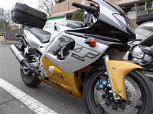 tyusaさんのYZF600R