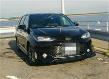 sabinekoさんの愛車:トヨタ カローラフィールダーハイブリッド