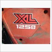 gimmic_uralさんのXL125S