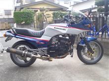yamaosa007さんのGPZ750R Ninja 左サイド画像