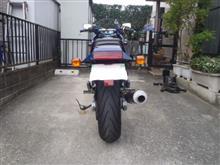 yamaosa007さんのGPZ750R Ninja リア画像