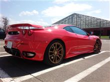 でら@第六天魔王信長さんのF430 Berlinetta リア画像