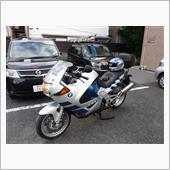 神戸の竜馬さんのK1200RS