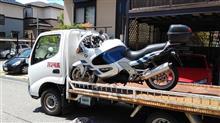 神戸の竜馬さんのK1200RS リア画像