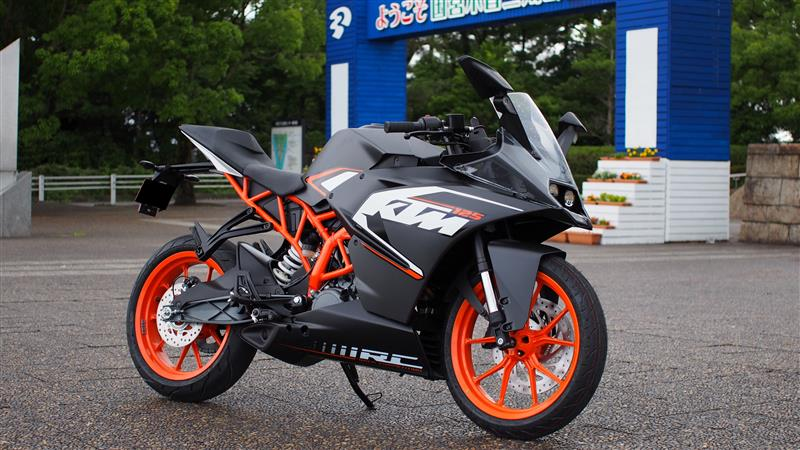 KTM RC125