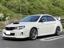 Hashigamiさんの愛車:スバル インプレッサ WRX STI