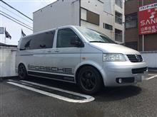 u-shineさんのトランスポーター Tシリーズ 左サイド画像