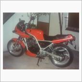 comachanさんのSRX250