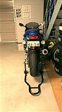 ヒコクミンさんのZX9R C型 リア画像