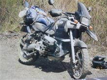 てっちゃん・さんのR1100GS メイン画像