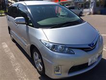 yukkunpapaさんの愛車:トヨタ エスティマハイブリッド