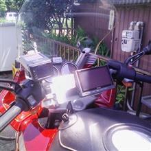 紅のBMW_KAZUさんのK1200RS インテリア画像