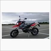 WerdnaさんのG650X moto