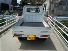 リョーケン@風鈴堂さんのミニキャブ・ミーブ トラック リア画像