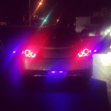 AkinfinitiG37SさんのG37 coupe リア画像