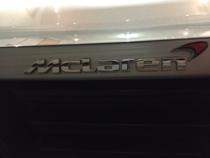 マクラーレン MP4-12C