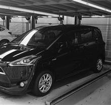 勢水さんの愛車:トヨタ シエンタハイブリッド