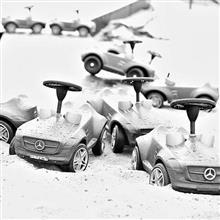 チャオズさんのSLS AMG リア画像