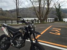 BikingさんのWR250X 左サイド画像