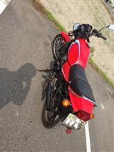 RedXさんのRZ350 左サイド画像