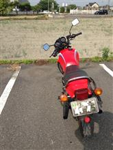 RedXさんのRZ350 リア画像