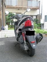 ma.kさんのVJR125i リア画像