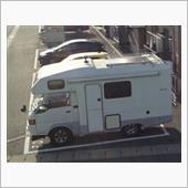 みつのぶさんのデリカトラック