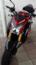 ボリージョさんのGSX-S1000 ABS メイン画像