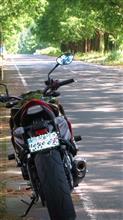 ボリージョさんのGSX-S1000 ABS リア画像