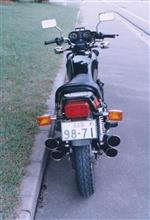ST45kaiさんのXJ400 左サイド画像