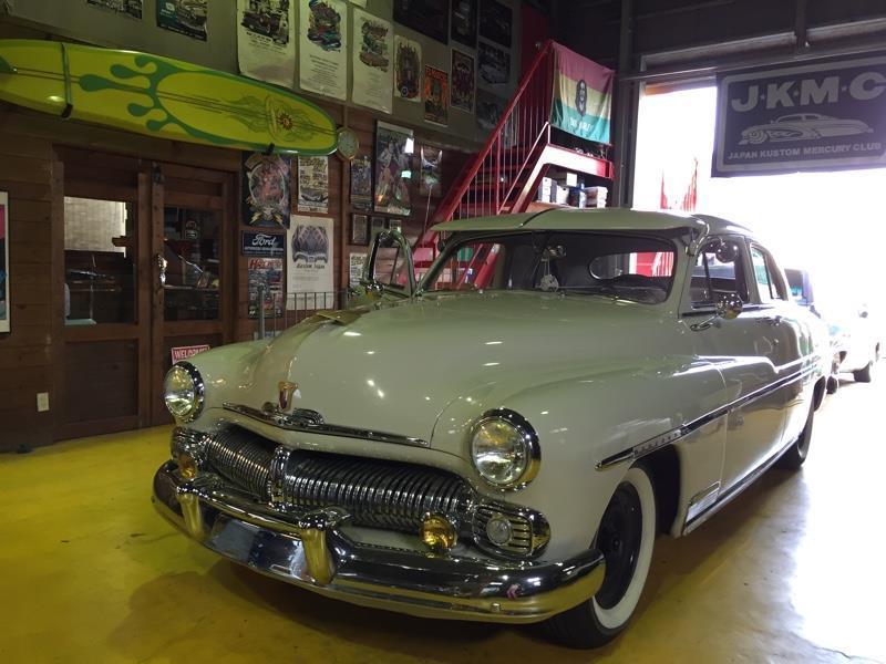 フォード マーキュリー 8