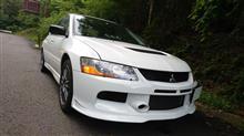 バードラさんの愛車:三菱 ランサーエボリューションVIII