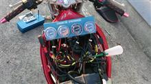 ザマギさんのバンディット400V 左サイド画像