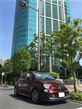 にゃんこ総統さんのアバルト・695(カブリオレ) メイン画像
