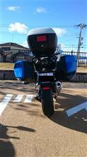 克っちゃんさんのR 1200 RS リア画像