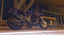 アズキ13さんのGSX-R1100 左サイド画像