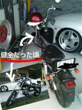 sonahayamekabuさんのジャズ(バイク) リア画像