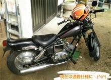 sonahayamekabuさんのジャズ(バイク) インテリア画像