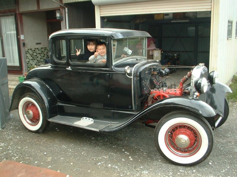 フォード モデルA