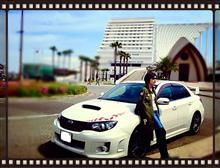 magarinhiroさんのインプレッサ WRX STI メイン画像