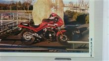 どさんこ雪男さんのCBX750F 左サイド画像