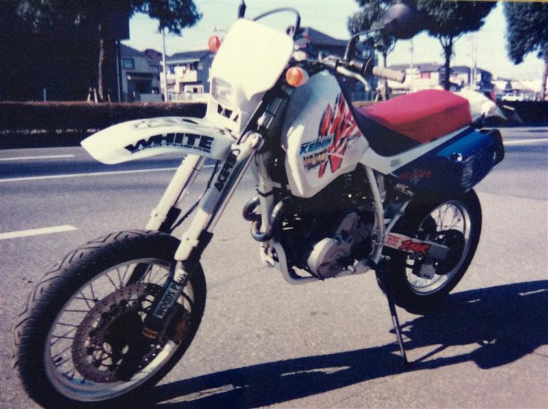 とひさまさんのXR650L
