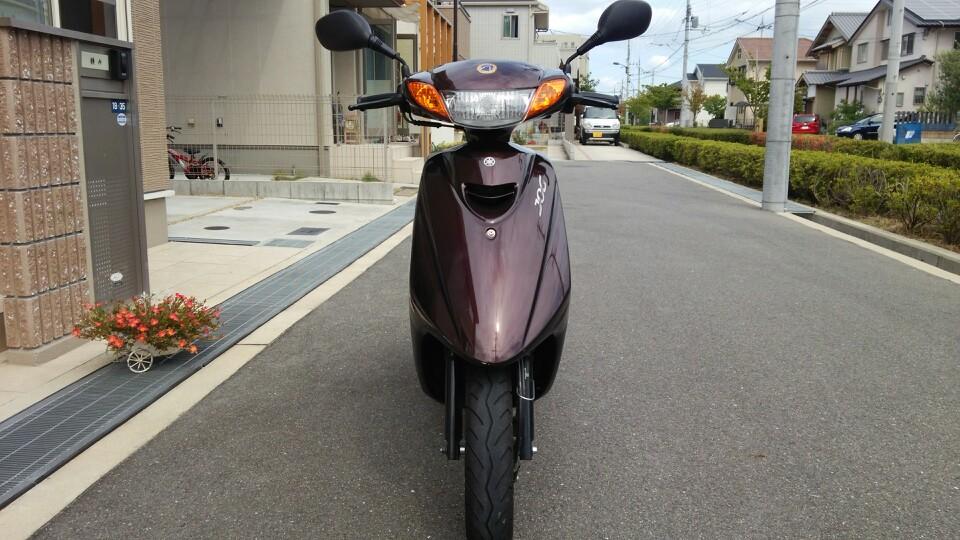 michitaka0121さんのJOG CE50