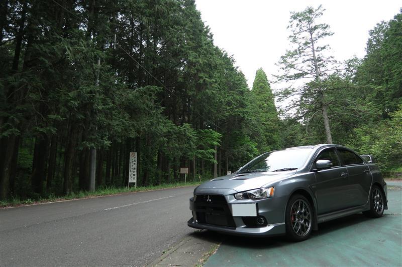 三菱 ランサーエボリューションX