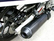 スカG-RさんのFZ400R リア画像