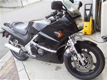 ミzuさんのGPZ400R 左サイド画像