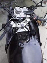 ミzuさんのGPZ400R インテリア画像